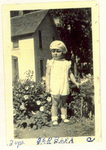 Mom at 2yrs