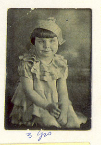 Mom at 3yrs